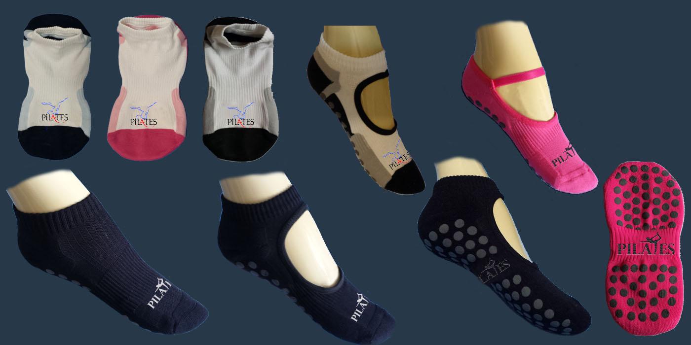 Resultado de imagem para meias personalizadas pilates